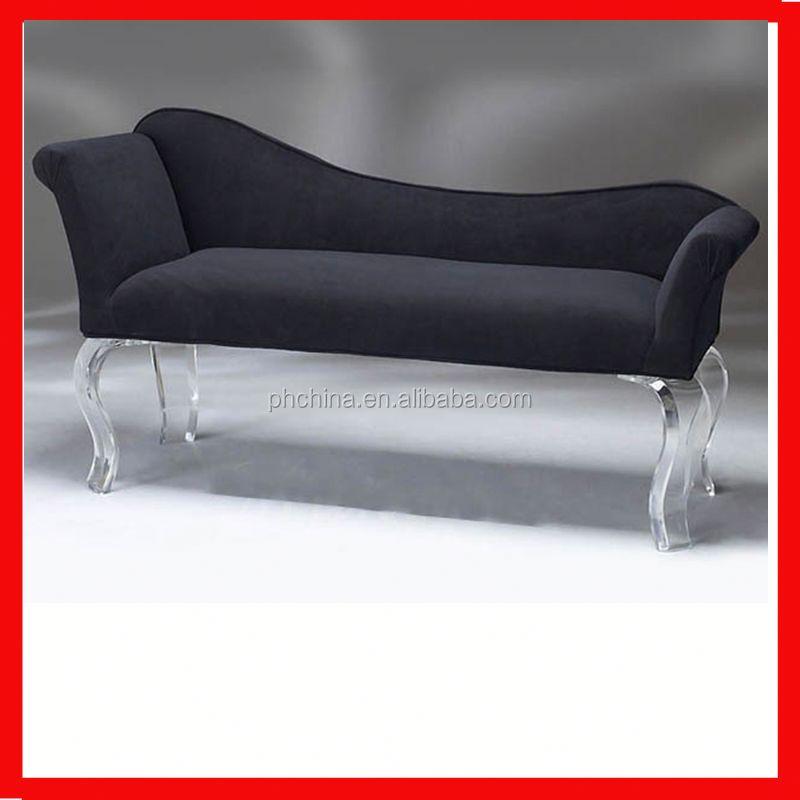 China Commercial Furniture Wholesale Acrylic Sofa Support,acrylic Sofa Leg