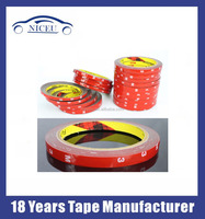Mirror Double Sided Adhesive Foam Tape M33 brand for Glass