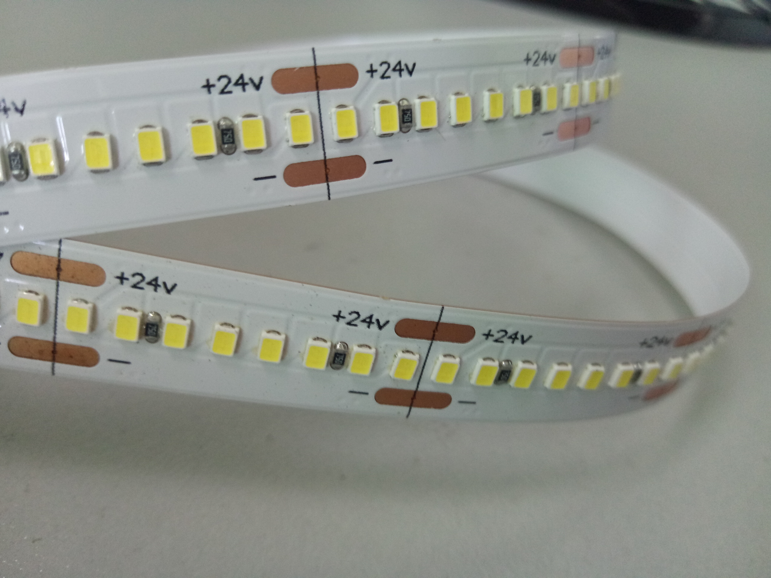 ultra thin led strip  SMD2016