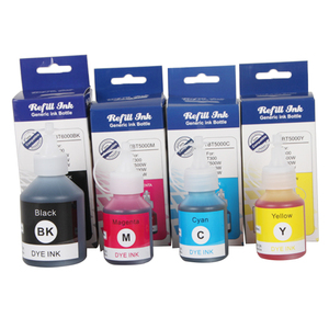 Asta Compatible Refill Ink for Brother GT-341 GT-361 GT-381 Printer