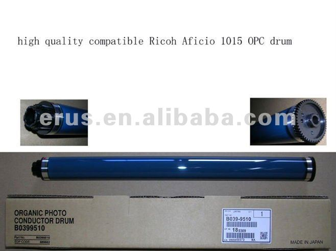 for Ricoh Aficio 1015 OPC drum B0399510