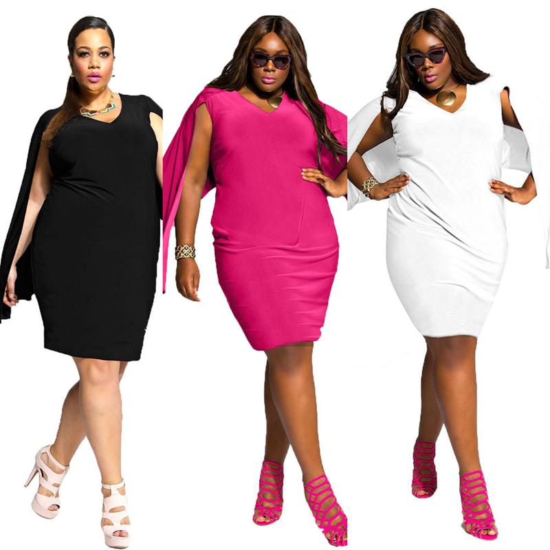 Venta al por mayor vestido rojo por la rodilla-Compre online los ...