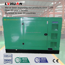 500KW Diesel Generator 10MW Power Plant from good manufacturer export to Russia