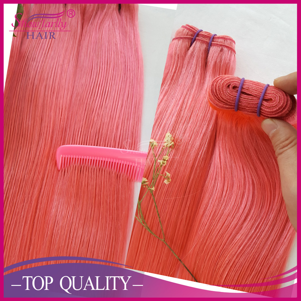Top quality ailbaba china supplier dropshipping soft and shiny red ombre human hair bundles hair weaves western union pay