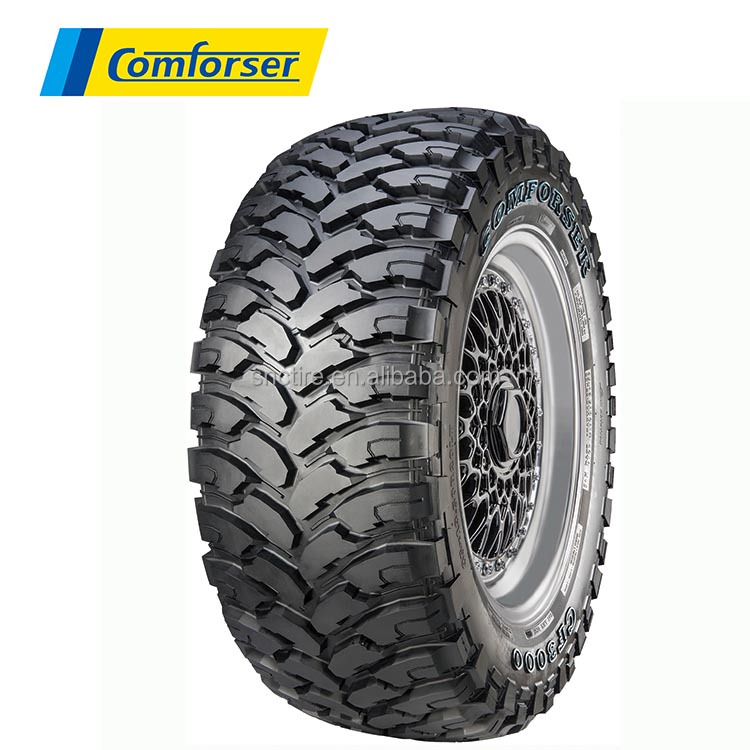 brand new 802c1 af3d7 China tyres price list Top brand Comforser and GINELL Brand suv mud tire  CF3000