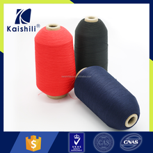 Polyester dty filament stretch open end cheap yarn