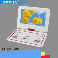 Cheap Price Fast Delivery 10.1'' Portable evd dvd Player with TV Tuner Radio Portable DVD Player