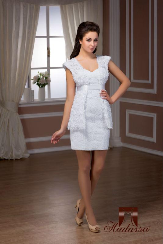 Sexy Short Mini White Wedding Dress, Sexy Short Mini White Wedding ...