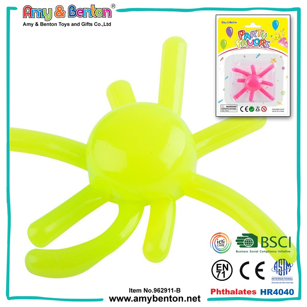 top selling kids jelly sticky octopus on the wall toys buy