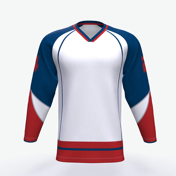 online store 86eb4 5dcc7 Wholesale Customize Blank Design Wear Custom And Half Jerseys Blank  Oversized Ice Hockey Jersey - Buy Ice Hockey Wear Custom Half And Half ...