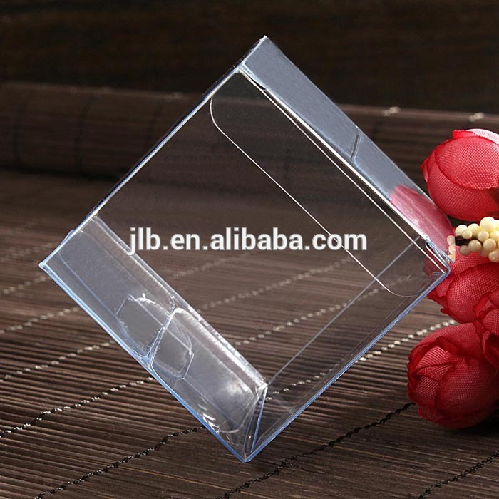 custom large rectangle clear plastic boxes packing thick pvcpppet small clear packaging