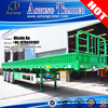 3-axle 13-15 m side wall cargo aluminum trailer side panel for sale