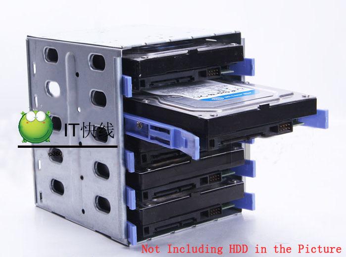 IBM 49Y8460 2.5 SAS//SATAA HDD Cage