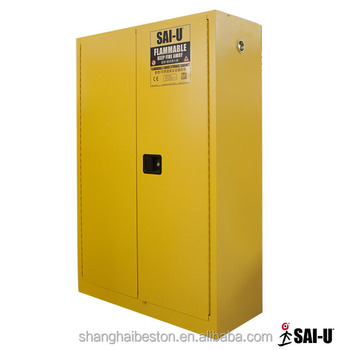 Super Quality Flammable Liquid SAI-U Fireproof Chemical Storage Cabinet