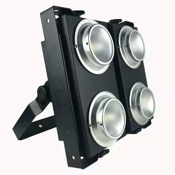 400w COB DMX512 LED Audience Blinders For Stage light