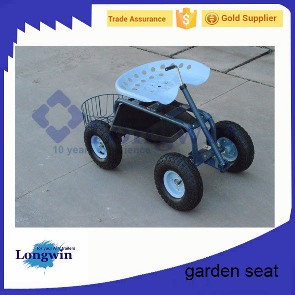 Rolling Steerable Garden Seat Cart, Rolling Steerable Garden Seat Cart  Suppliers And Manufacturers At Alibaba.com