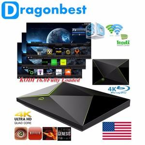 Shield play store app free download M9S Z8 S905x 2G 16G 4K TV BOX support  1000M LAN tv box set top box wifi