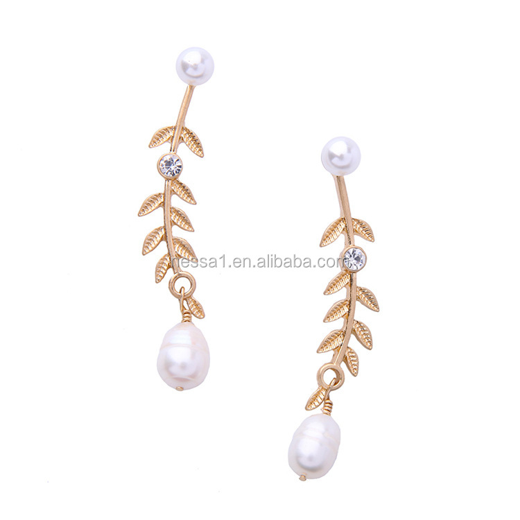 Fashion Latest Earring Design Gold Earrings 2017 New Design ...