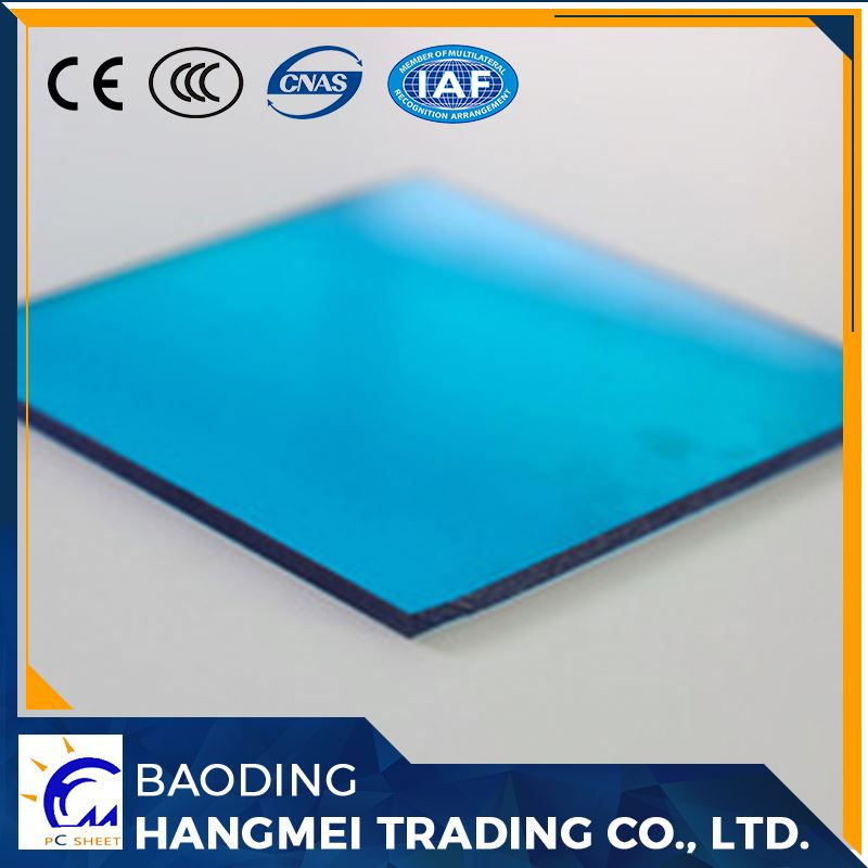 Professional flat pc solid sheet polycarbonate sheeting