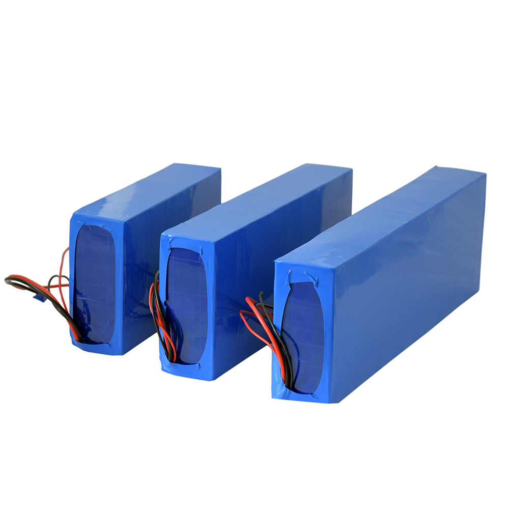 36V 15AH 18650 Lithium Ion Battery Pack with UART Communication for Electric Tools
