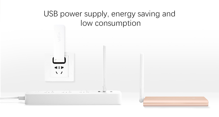 Xiaomi WIFI Amplifier 2 Wireless Wi-Fi Repeater 2 Network Router Extender Antenna Wifi Repitidor Xiaomi Signal Extender 2