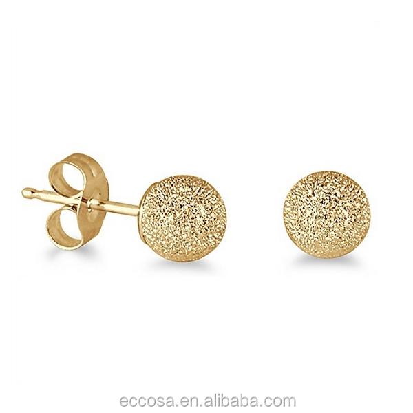 Gold Earrings Price In Saudi Arabia Freedman For 21k 18k ...