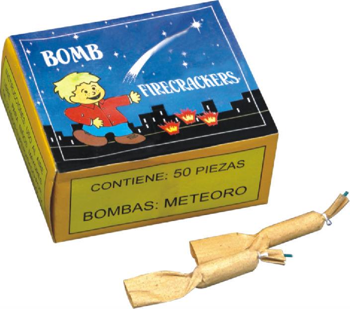 715 Spanish Crackers Loud Bomb Firecrackers
