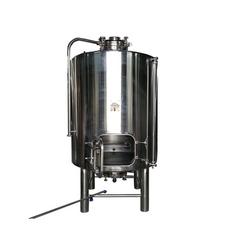 DYE Stainless Steel 304 Jacketed And Insulated Mash/Lauter Tun Two In One for sale