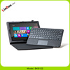 For Microsoft tablet pc Detachable Leather keyboard with stand holder