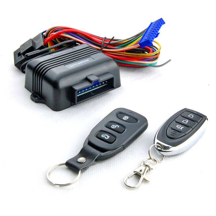 Keyless Entry Door Car Center Lock With Different Remote Buy