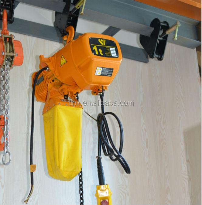Newly electric motor hoist chain lifting 2ton, chain pulling hoist,220-440v,factory outlet