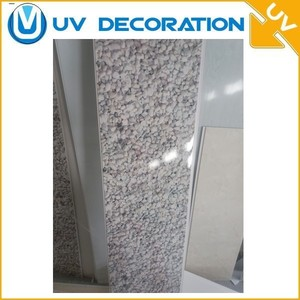 2018 hot sale pvc plastic panels for ceilings