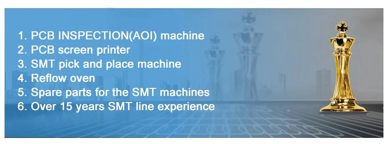 Stikstof Automatisering Hete Lucht Reflow Oven/SMT convectie reflow oven/Reflow solderen