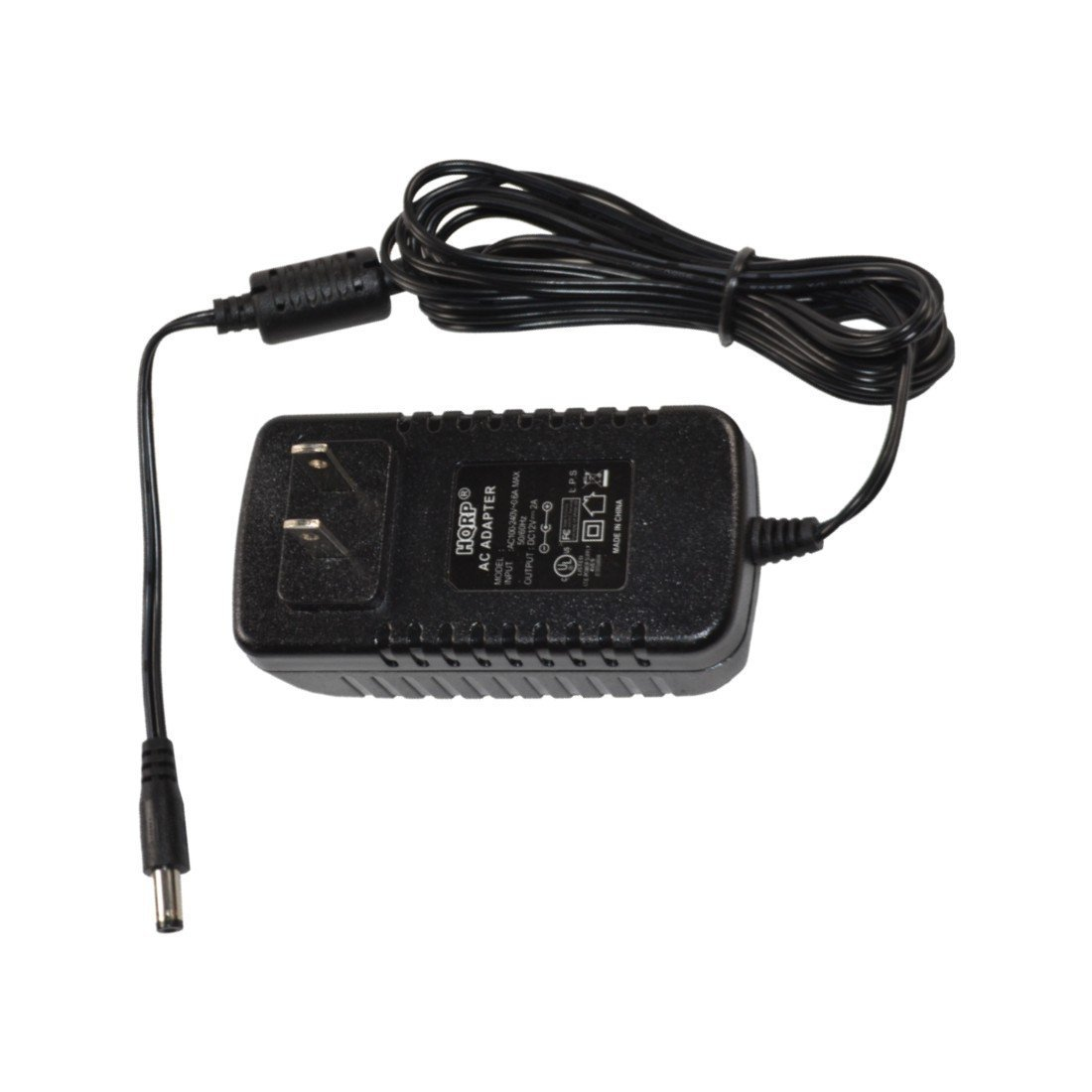 HQRP 12V AC Adapter for Sangean PR-D7 AM FM Digital Rechargeable Portable Radio Receiver Power Supply Cord Adaptor PRD7 DCT120050 + Euro Plug Adapter