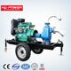 diesel engine centrifugal/submersible water pump