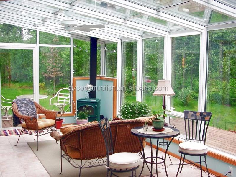 proteccin uv marco de aluminio invernadero terraza acristalada pantalla habitaciones - Terrazas Acristaladas