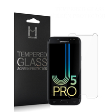 New products 0.33MM 2.5D Glass Protective Film Guard Premium Protector For Galaxy J5 Pro