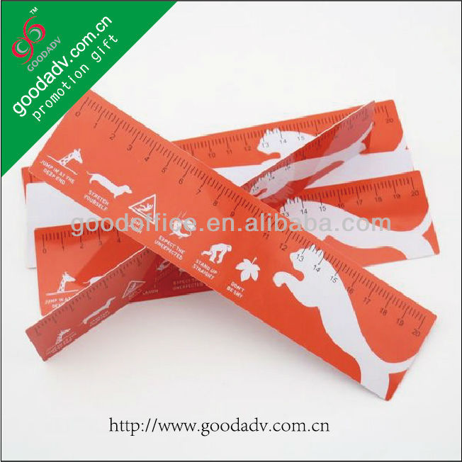 Student Metric Scale School Drawing Stencil Promotion Plastic ...