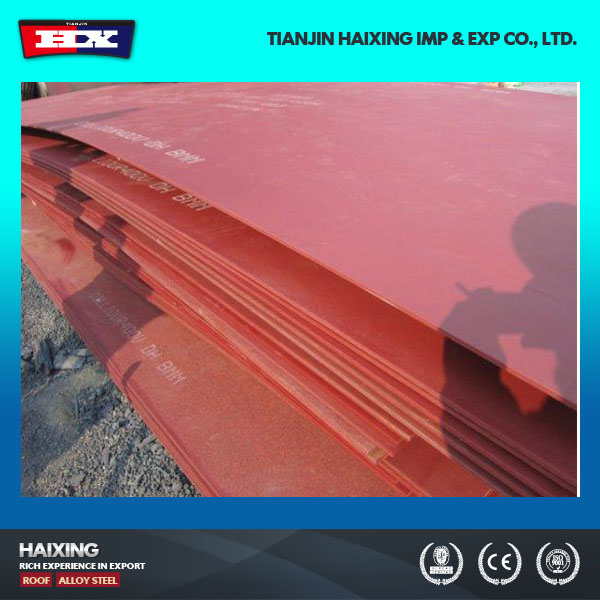 High Quality Hardfacing Welding Alloy Wearing Resistant Plates