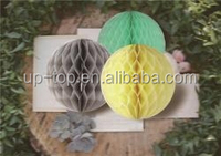 Christmas decoration Party Evening Wedding Decoration Paper honeycomb ball
