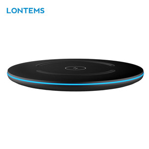 2018 Hot 10W Qi Standard Fast Wireless Charger for Samsung for Apple