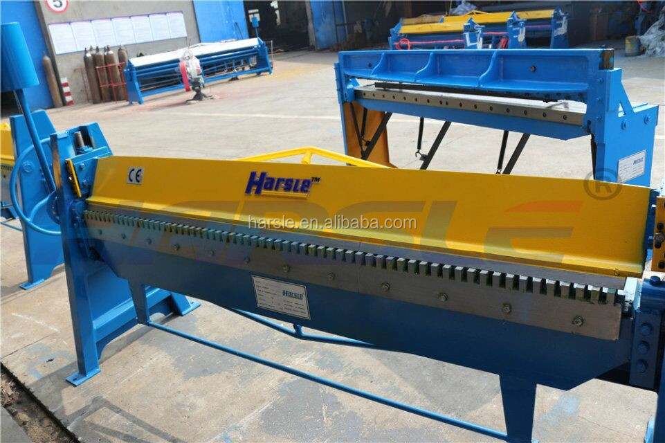 Hydraulic Gutter/ Cap Bending Machine For 4m And 6m