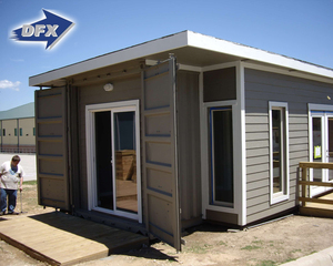Cheap South Africa portable prefabricated modular houses
