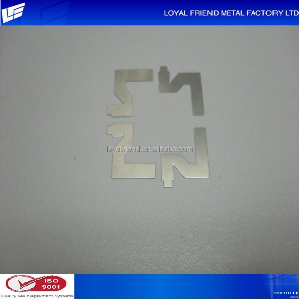 Hot Selling Unique Metal Current Plate Parts