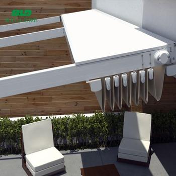 Retrattile Balcone Tetto,Terrazza Sistema Di Copertura Tenda Da Sole ...
