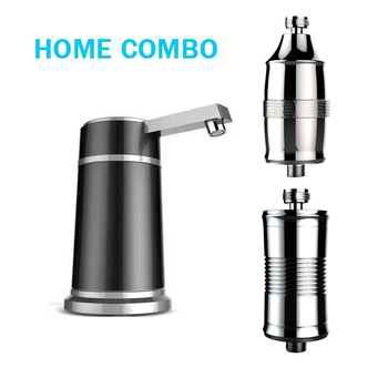 ROSE Aromatherapy Stainless steel vitamin shower filter new shower filter 2017 new model