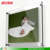High quality wall mounted clear acrylic art photo frame for display holder