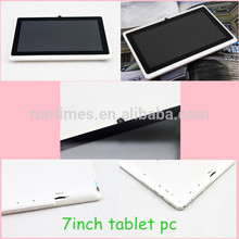 7 pollici tablet pc quad core 3g wifi dual sim telefono android