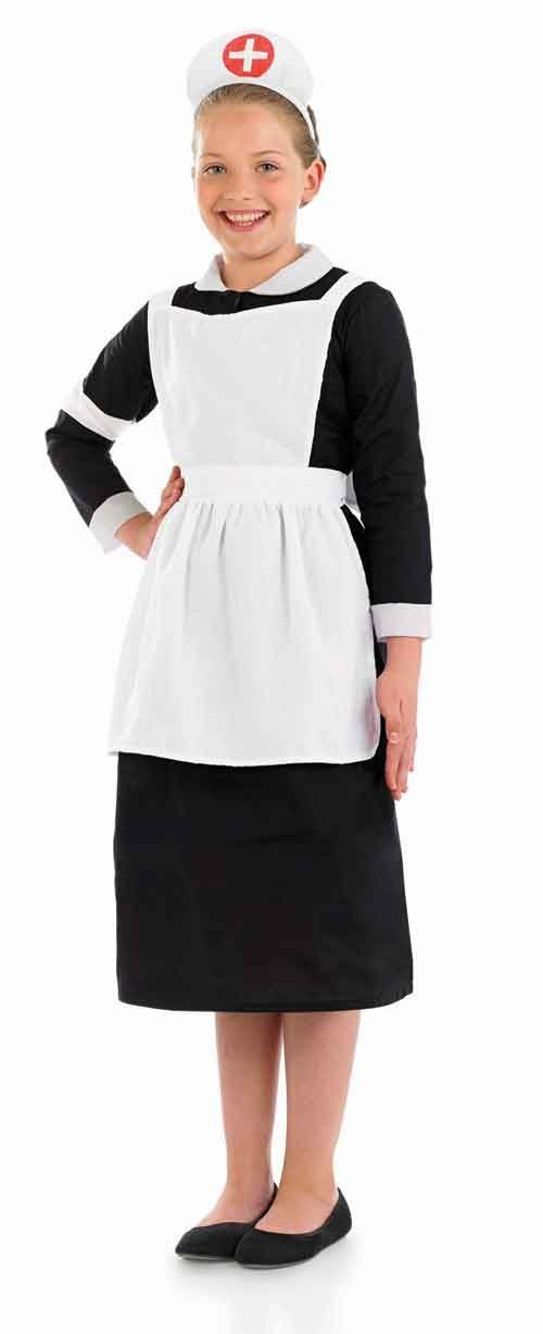 7b455dd97bb1c L Hospital Nurse Girls Hospital Nurse Costume for Doctors & Nurses Fancy  Dress U