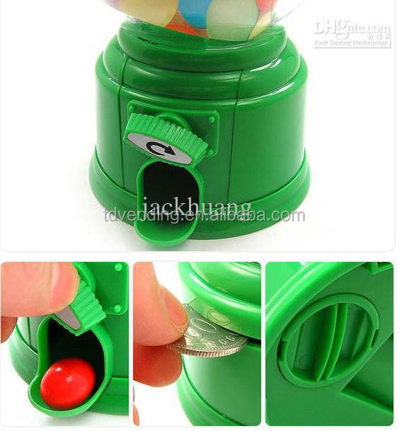 plastic candy toys candy dispenser candy vending machines for sale